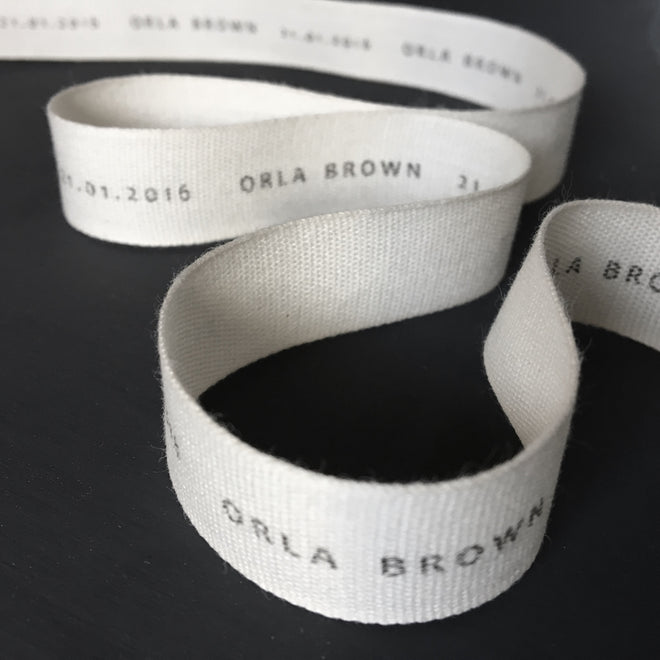 Personalised Ribbons