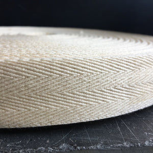 Herringbone Cotton Tape 26mm