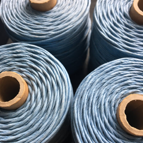Wide Paper twine