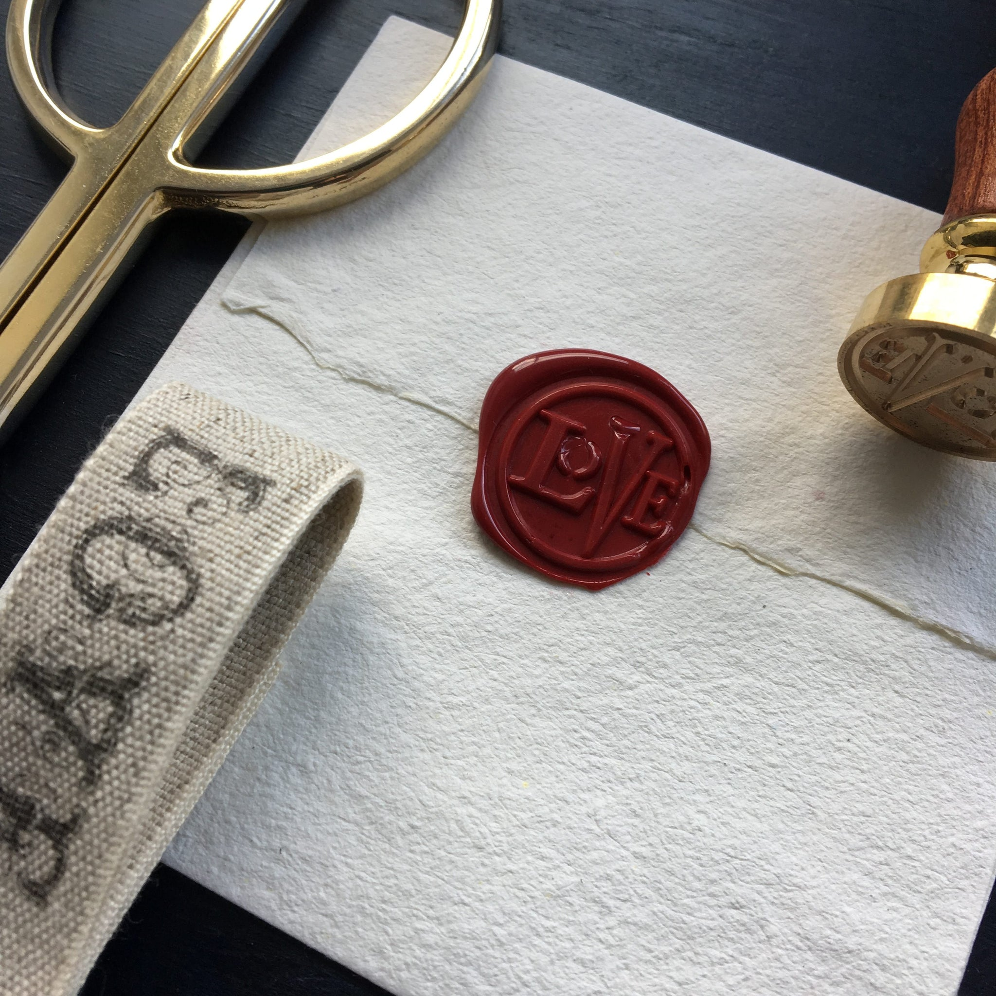 Wax Love Seal