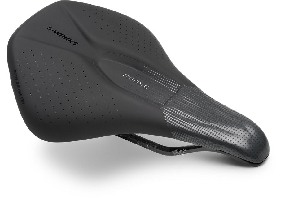 Specialized Women's S-Works Power Saddle with Mimic