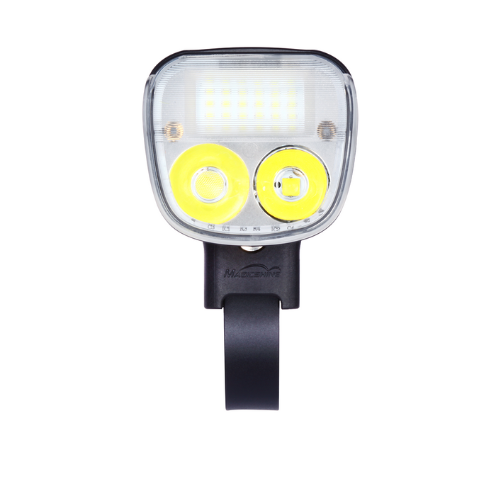 Allty 2000 Front Bike Light with DRL