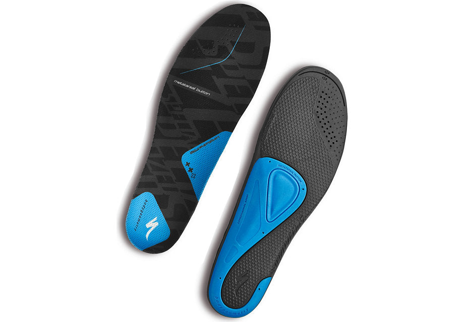 Specialized  Body Geometry SL Footbed Blue Mid Arch