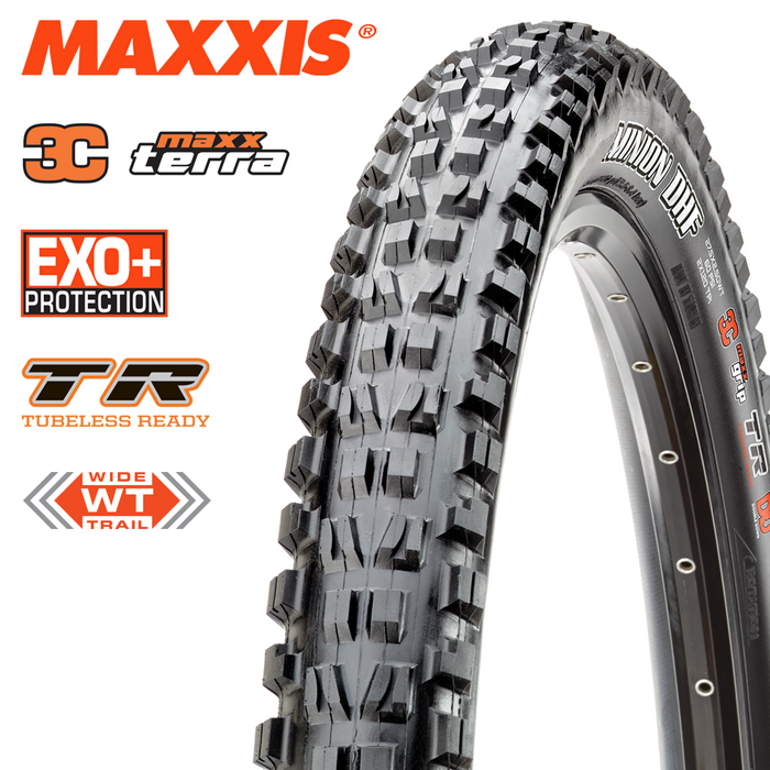 "MINION DHF 27.5"" MTB Tyre, Folding"