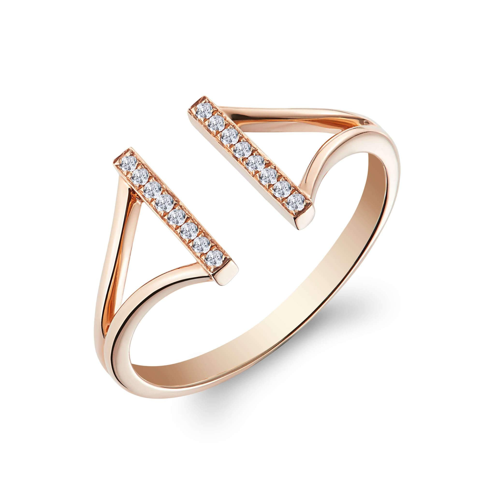 Lee Ring Rose Gold