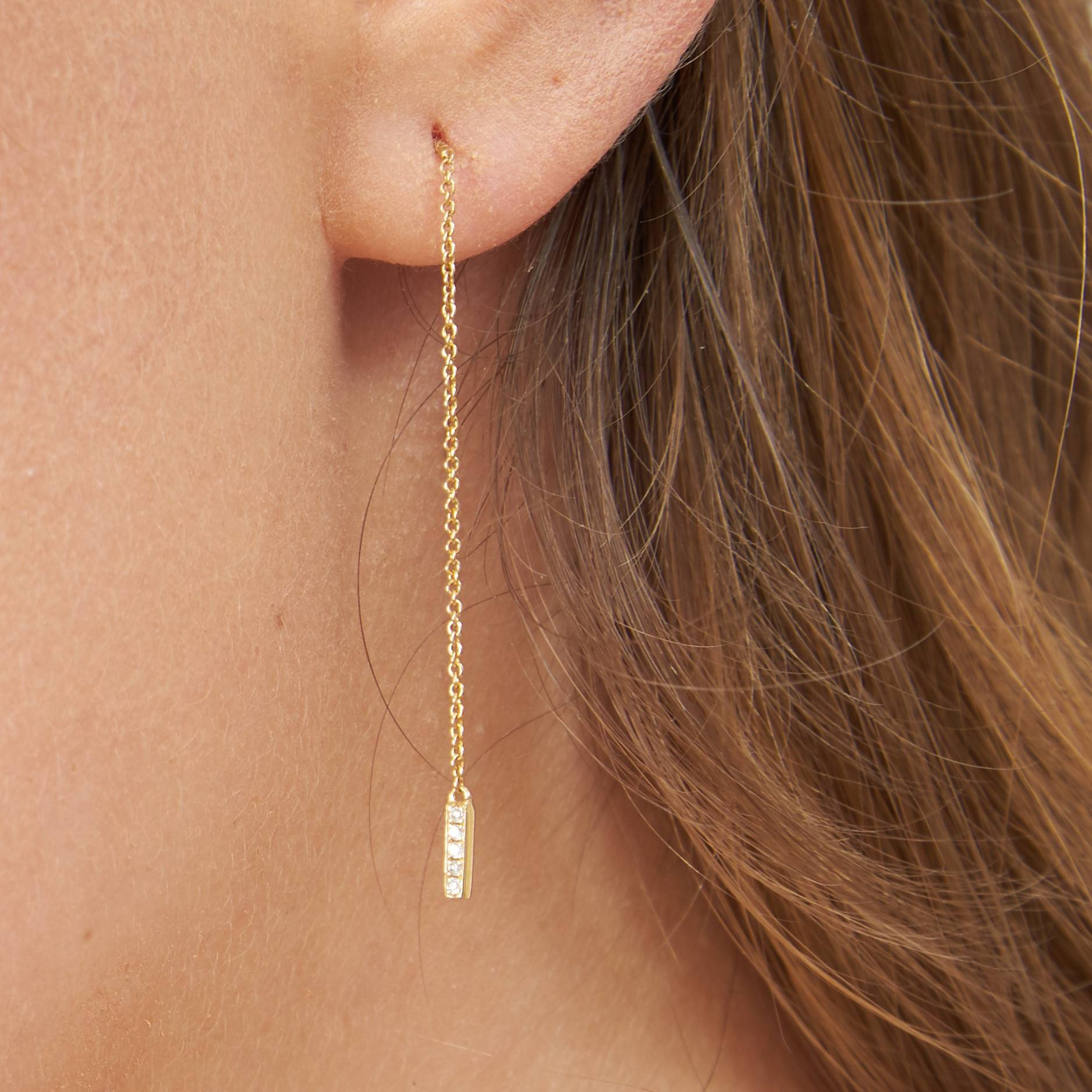 Leora Drop Earrings