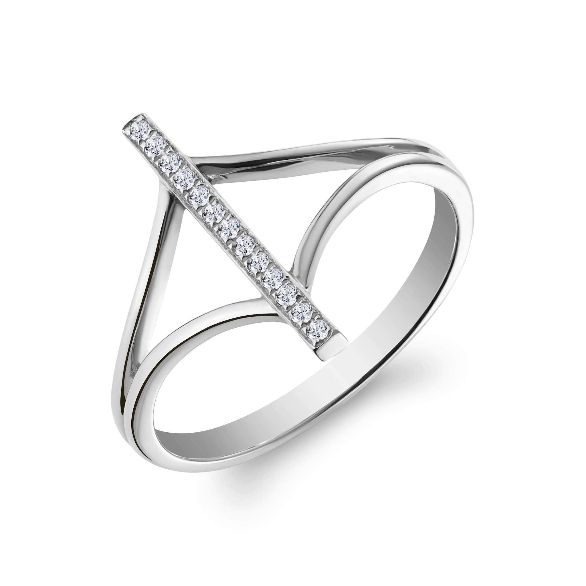 Ora Ring White Gold