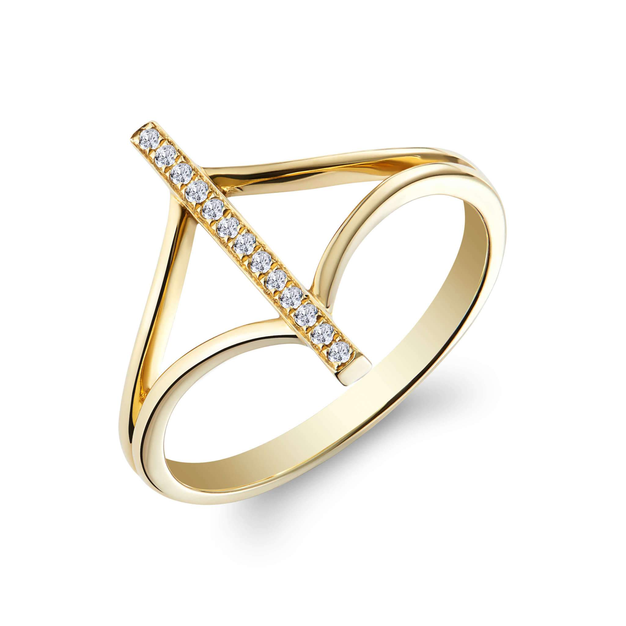 Ora Ring Yellow Gold