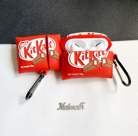 Kitkat Airpods 1/2 & Pro Case