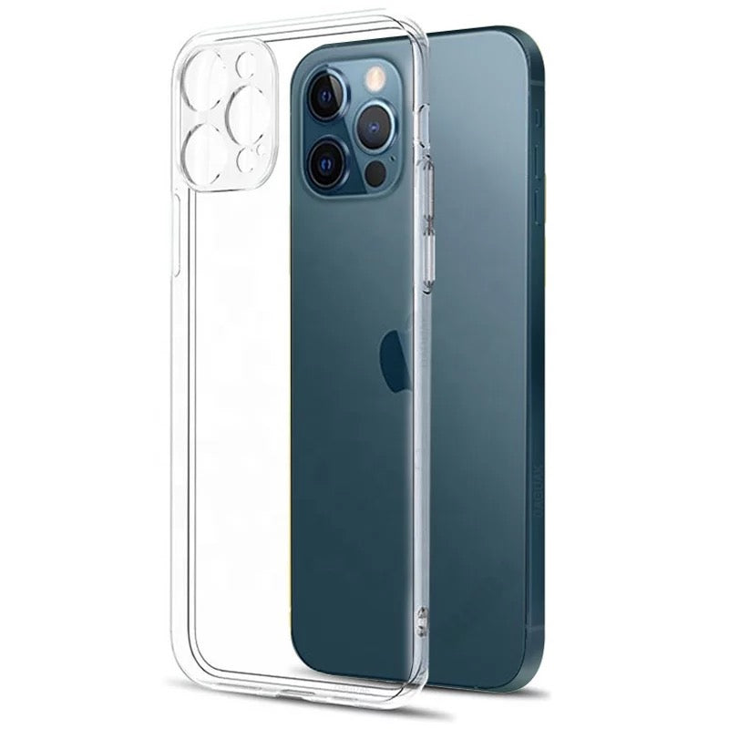 Transparent Shock Proof Case for iphone 12 Series