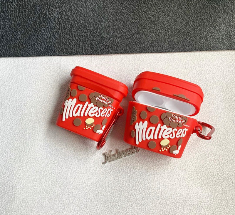 Maltesers Airpods 1/2 & Pro Case