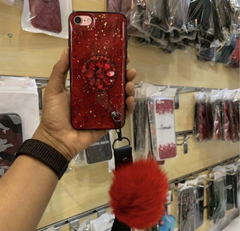 Fur Ball Case For 6/7