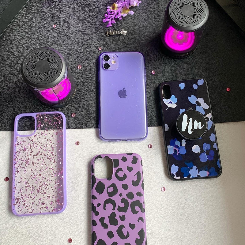 Purple Case Collection For iphone 11