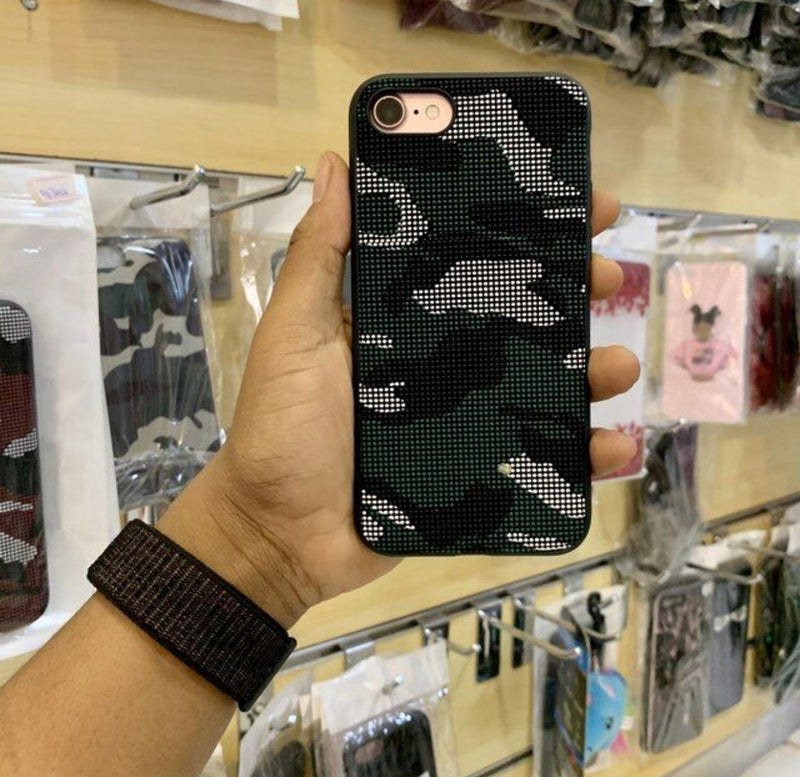 Camo Case for iphone 6/7