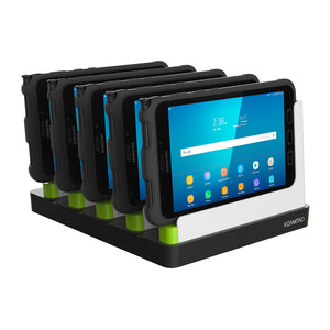 Galaxy Tab Active3 5-Slot Charging Cradle