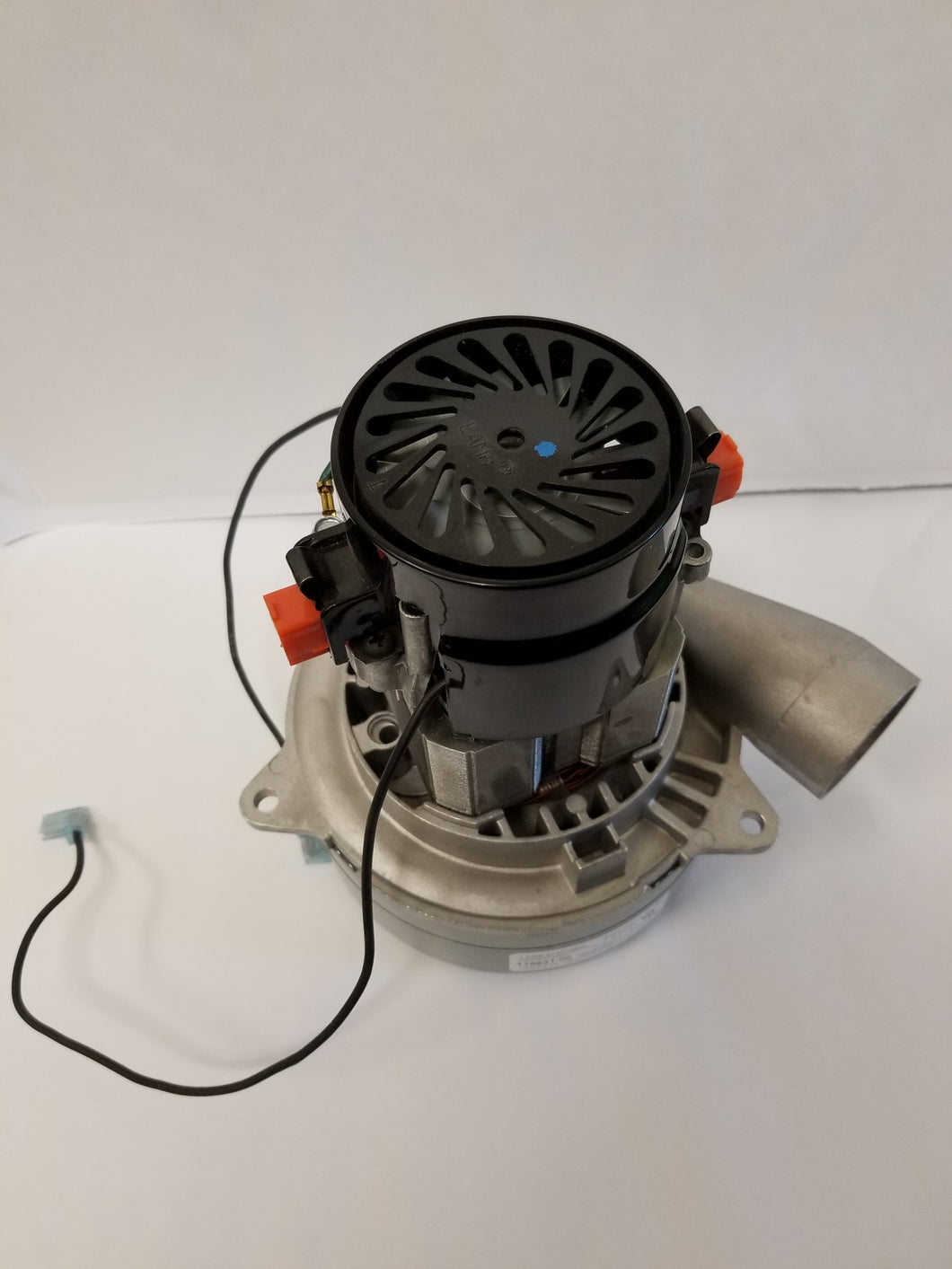 2 Stage 5.7 in. Conical Fan Blade Motor for Central Vacuums