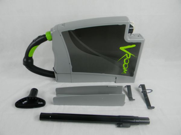 Vroom Central Vacuum Retractable