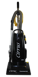 Cirrus Commercial Bagged Upright CR9100A BLACK