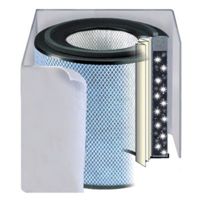 Austin Air (HEPA) Healthmat Plus Replacement Filter FR450 WHITE