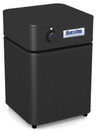 Austin Air Model Bedroom Machine Air Cleaner Purifier HM 402 BLACK