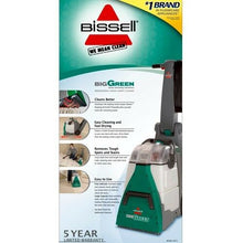 Load image into Gallery viewer, Bissell Big Green Machine Heavy-Duty Carpet Extractor BG10