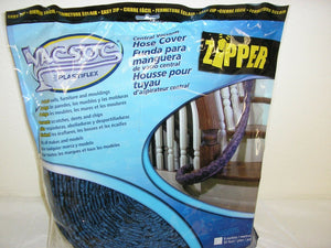 VACSOCK ZIPPERED CENTRAL VACUUM 35FT HOSE SOCK QUILTED