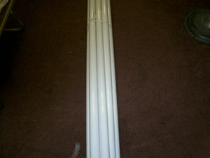 Central Vacuum 2 inch PVC pipe box of 25 five foot sticks best way to ship