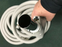 Load image into Gallery viewer, Central Vacuum Electric Hose 35ft Pigtail or Direct Connect Hose Fits Most Brands