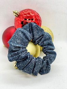 Midnight Sparkle Scrunchies