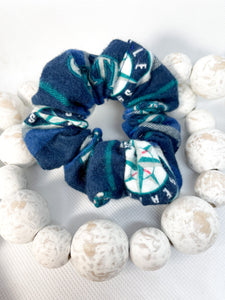 Seattle Mariners Scrunchies
