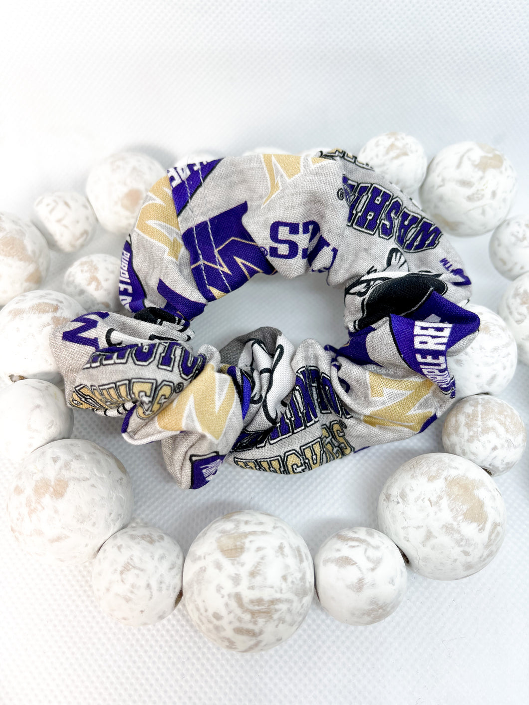 University of WA Huskies Scrunchies