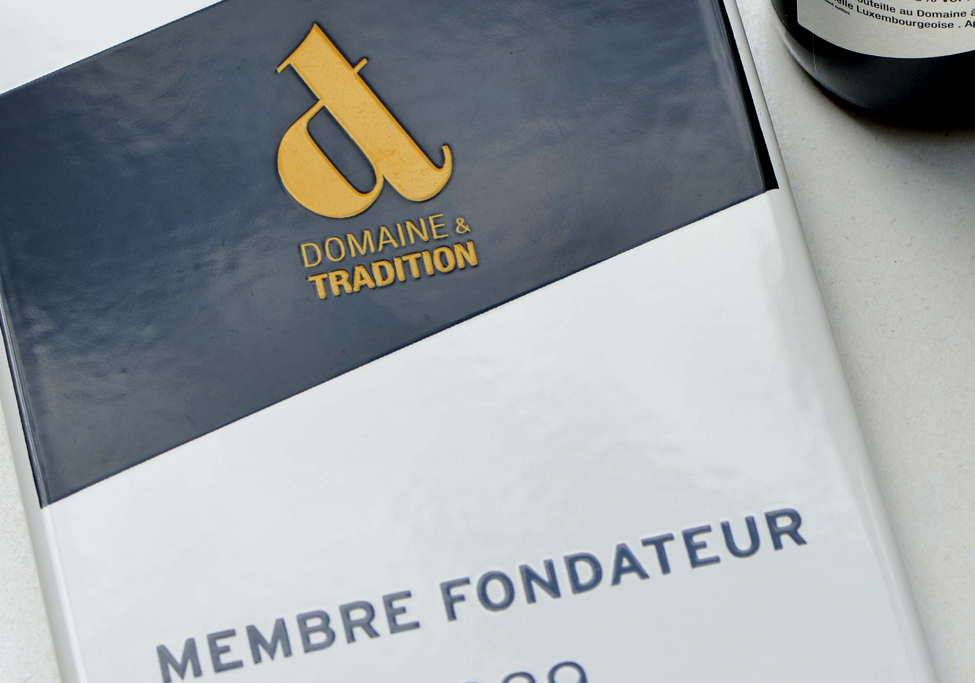 Logo Domaine & Tradition