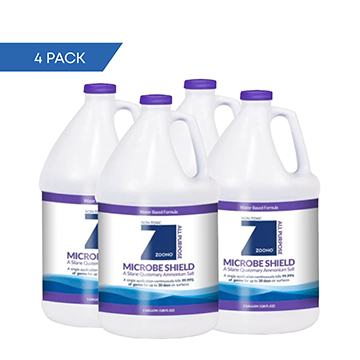 Zoono Microbe Shield 1 Gallons (Case of 4)