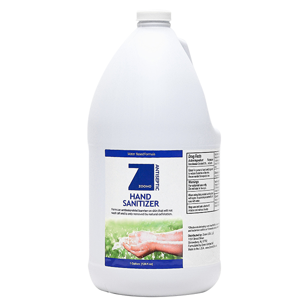 Zoono 1 Gallon Ultra Hand Sanitizer