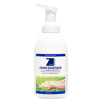Zoono 500mL Water Based Hand Sanitizer