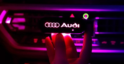 Touch LED Car aromatherapy lamp