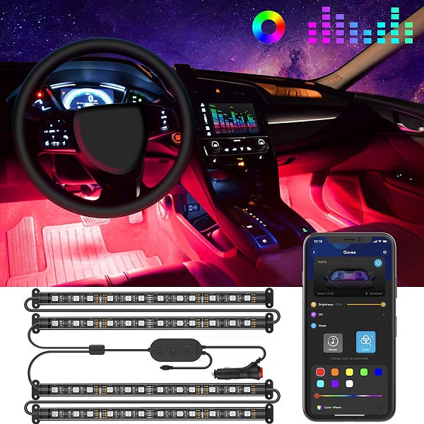 50%OFF🔥Car LED Interior Atmosphere Lights