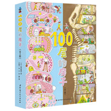 Load image into Gallery viewer, 100层的房子系列(新版4册套装)100-Storey House Series - New Edition (Set of 4)