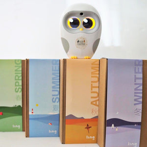 Picture Book Gift Set - 夏 Summer