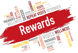 Rewards Program Is Fully Up & Running