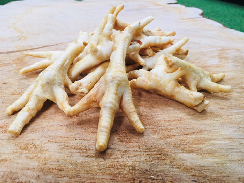 Puffed Chicken Feet x 5