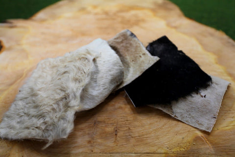 Woolly Bully Cow Skin