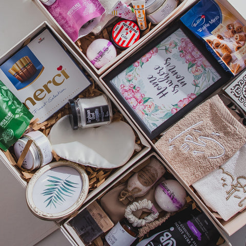 A collection of giftopiia curated gifts for mothers and women