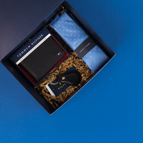 Tommy Hilfiger-Oriented Gift Box