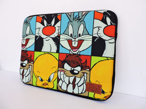 Load image into Gallery viewer, Noota-Looney Tunes Laptop Case 13""