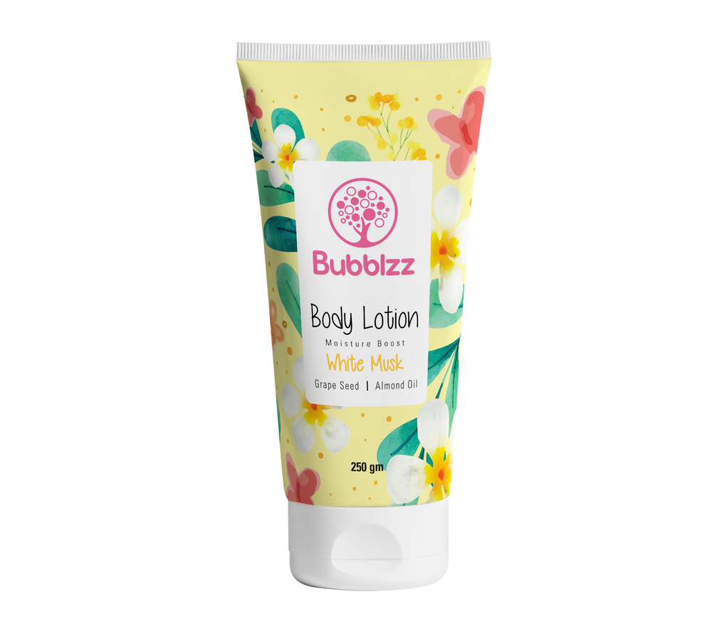 Bubblzz-White Musk Ultra Rich Body Lotion