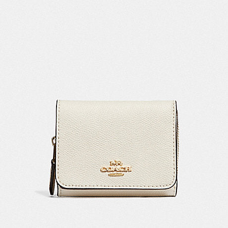 Coach-Small Trifold Wallet