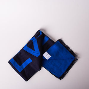 Load image into Gallery viewer, Calvin Klein - Men's Blue Scarf