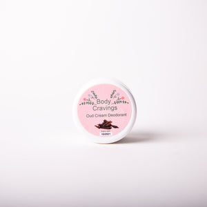 Body Cravings-Oud Cream Deodorant