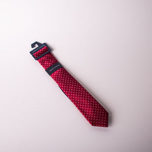 "Tommy Hilfiger-Flowers Tie ""Red"""